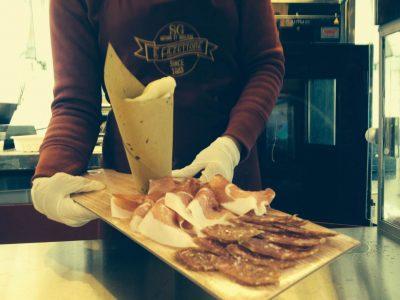 Tagliere Street Food - Il Filzettone